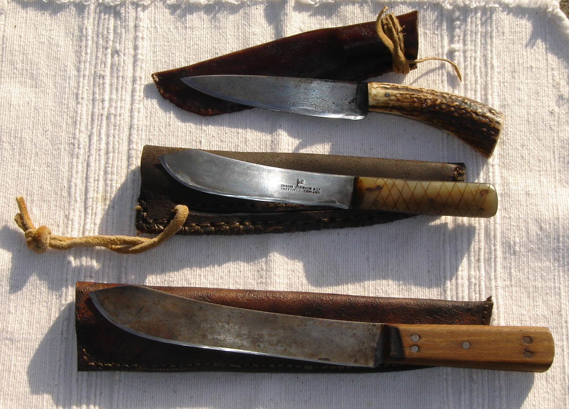 Knives The G A Ruxton Memorial Museum